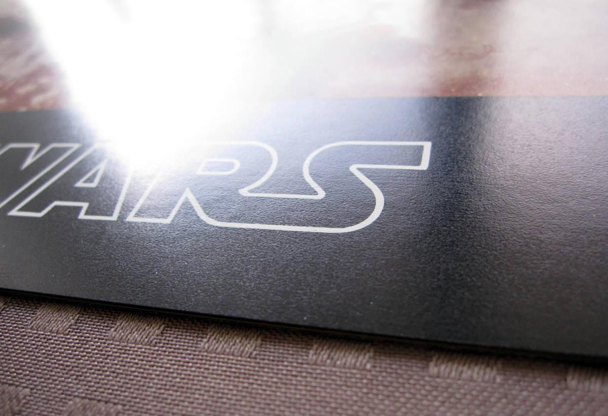 『スター・ウォーズ』1977年米国初公開「初版」パンフレット ★ 映画史において価値が高い貴重な商品を手放します No.2/8 SW_画像9