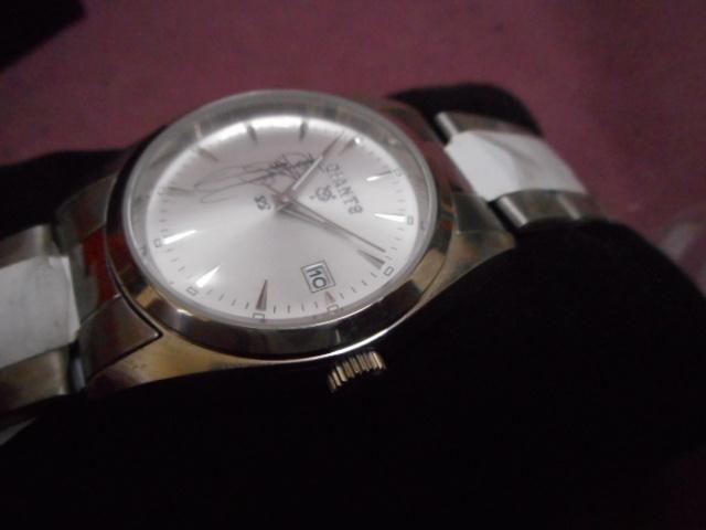 巨人ジャイアンツ原 優勝記念 腕時計 未使用 I 検 野球 記念品 関連グッズ 時計 読売巨人_画像5