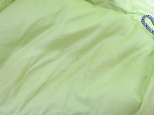 04年製 patagonia パタゴニア DAS PARKA ダスパーカー L 緑 スプラウトグリーン 中綿 ナイロン 84097F4_画像8