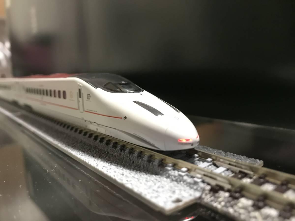 KATO 800系新幹線「さくら・つばめ」6両セット 10-865_画像4