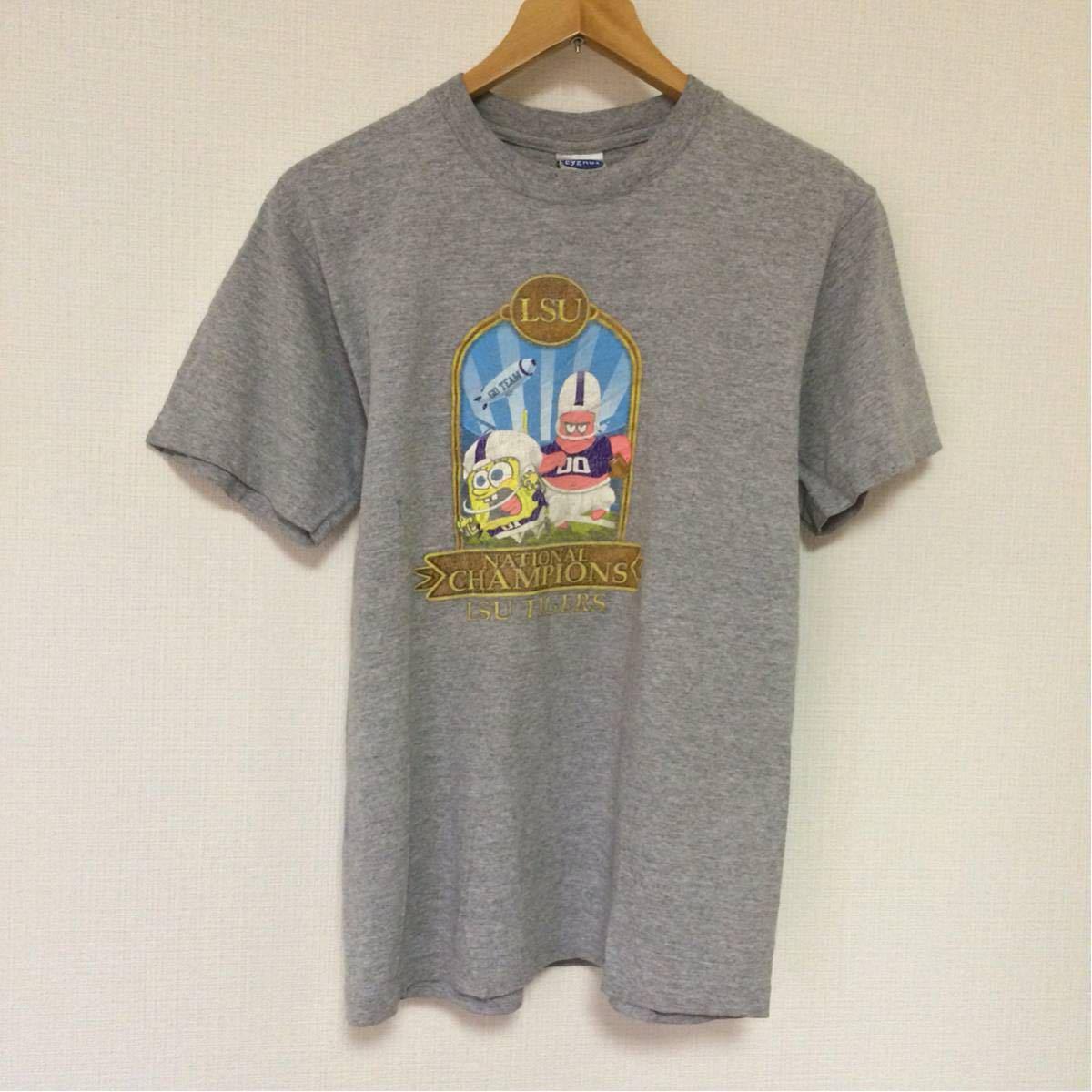 LSU Tigers/Sygnus(USA)ビンテージTシャツ