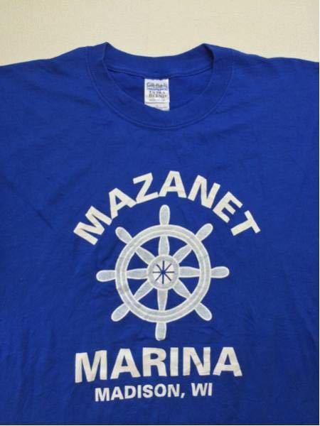 MazanetMarina/GILDAN(USA)ビンテージTシャツ