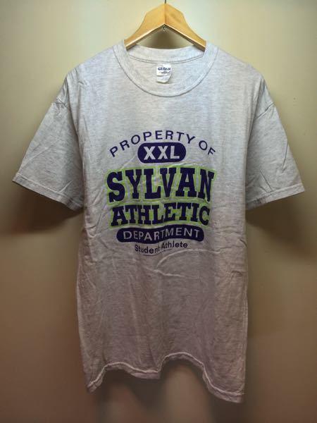 SylvanAthleticDepartment/GILDAN(USA)ビンテージTシャツ