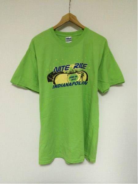NiteRideIndianapolis/GILDAN(USA)ビンテージTシャツ
