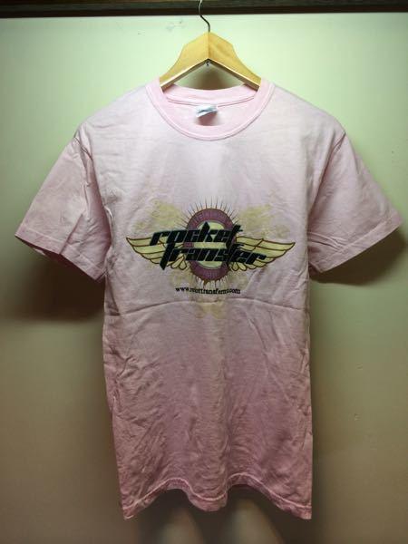 RoketTransfer/GILDAN(USA)ビンテージTシャツ