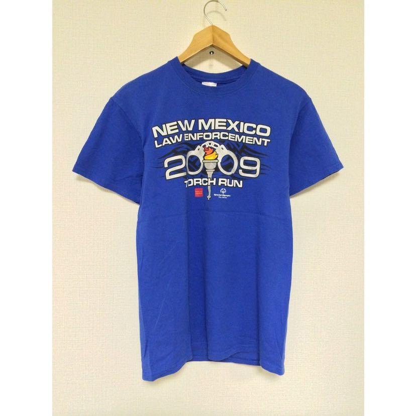 NewMexicoL.E./GILDAN(USA)ビンテージTシャツ