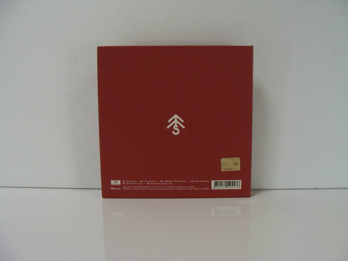 【中古CD】 少女時代 TTS Dear Santa 【特典DVD付き】_画像2