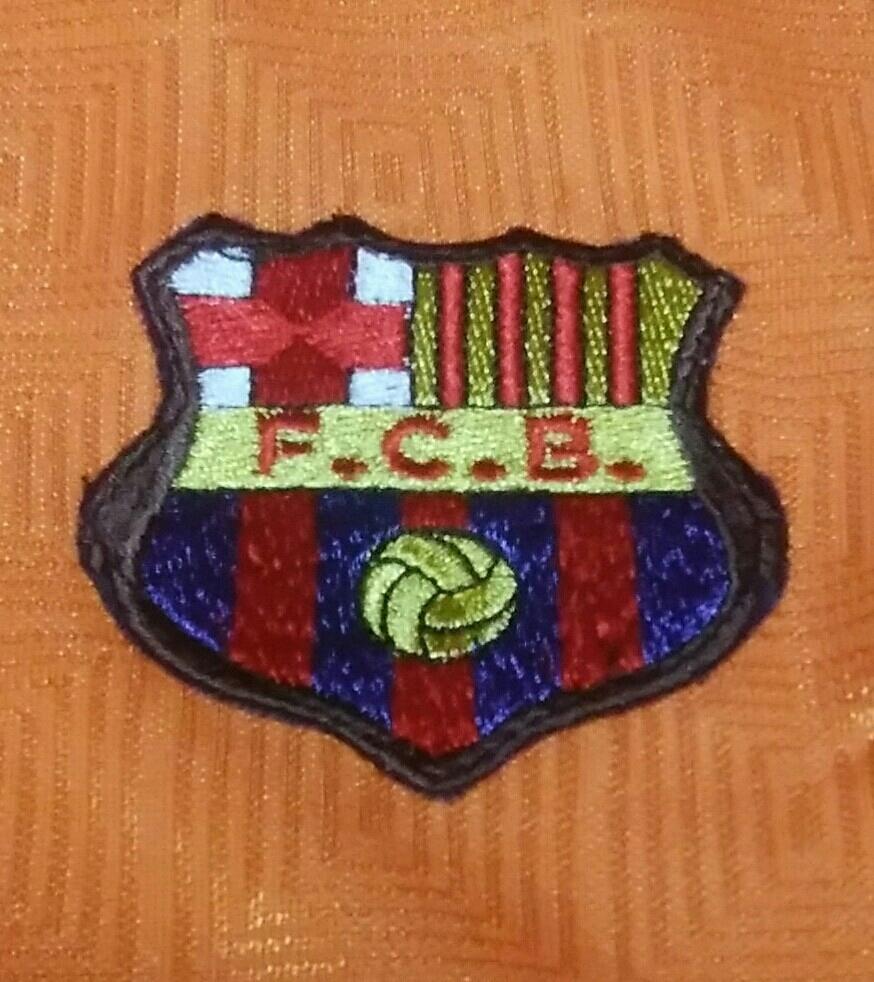 [値下交渉] FCバルセロナ 91-92/CL優勝記念・オフィシャルユニフォーム 検)クライフ クーマン グアルディオラ ドリームチーム BARCA_画像4