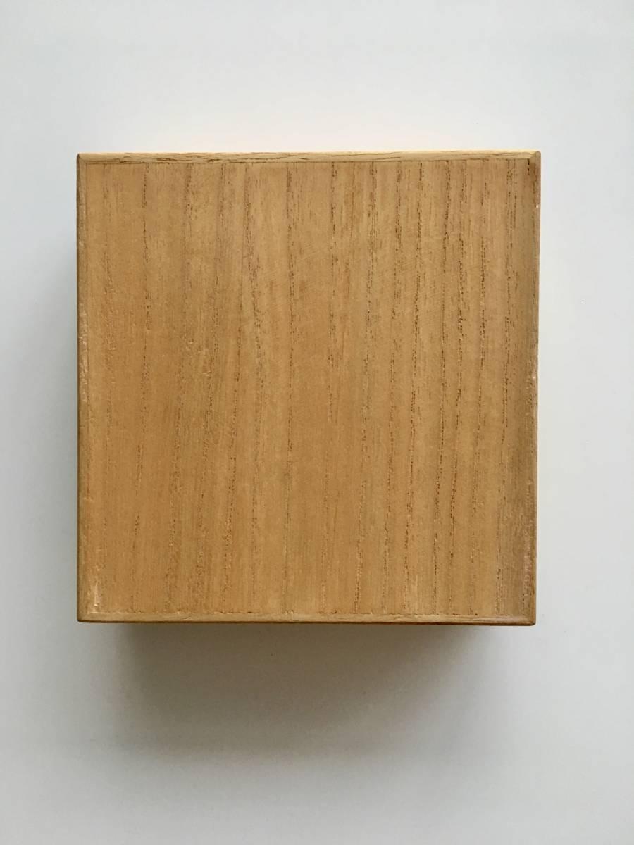 桐箱 空箱 刀装具 鐔箱no92_画像2