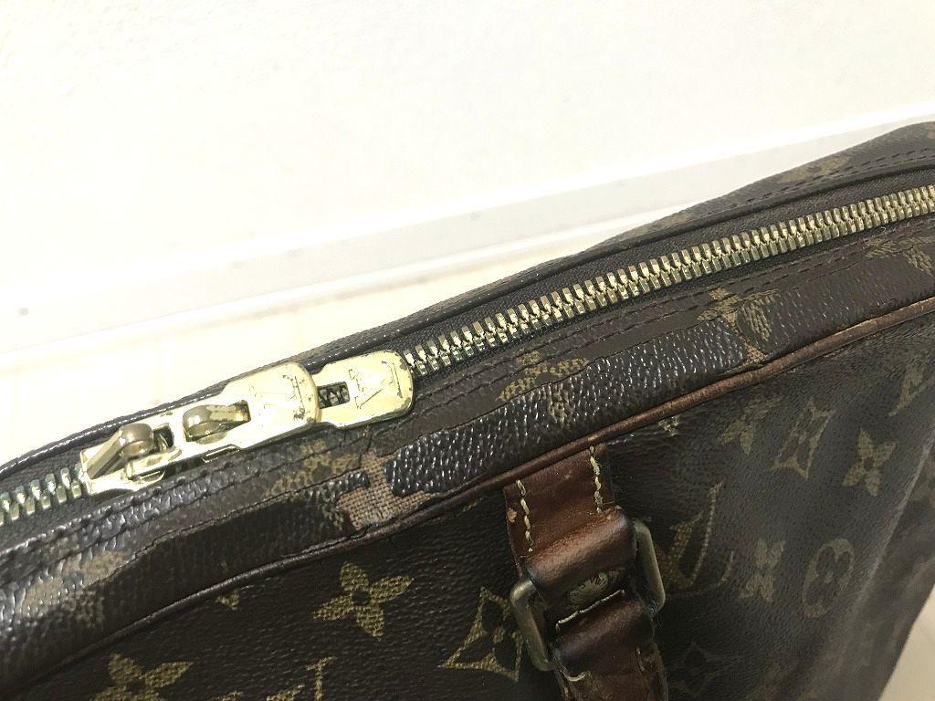 ルイヴィトン 書類かばん ブリーフケース ビジネスバッグ バッグ BAG LOUIS VUITTON_画像4