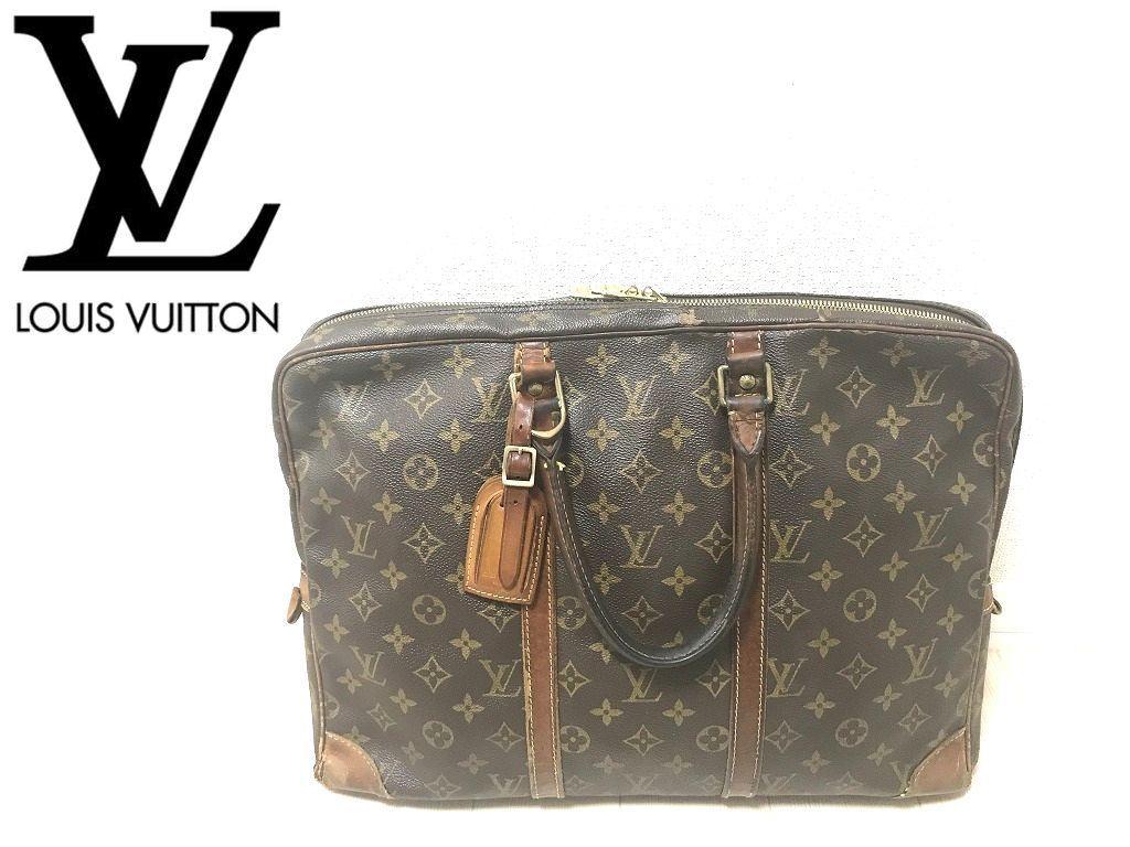 ルイヴィトン 書類かばん ブリーフケース ビジネスバッグ バッグ BAG LOUIS VUITTON