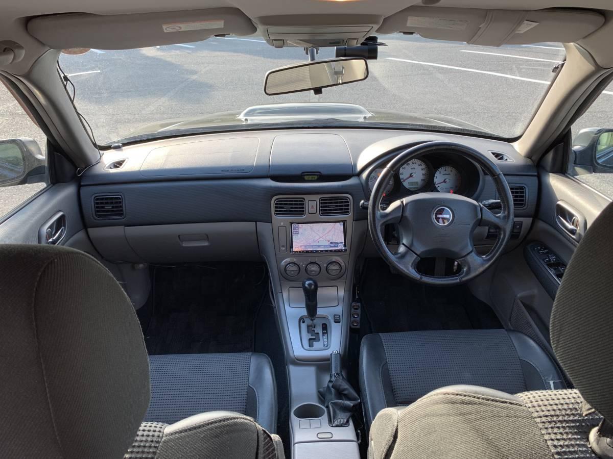 スバル/フォレスター XT 平成16年 4WDターボ 14.8万km_画像5
