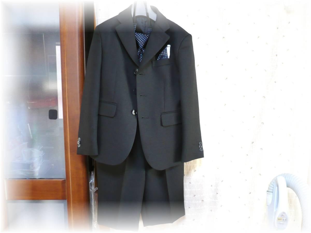 8f630cc9504f5 ヤフオク! - ☆男児スーツ子供用☆サイズ120cmセンチ☆スーツ上...