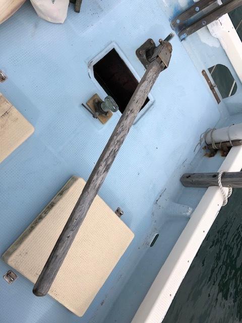 ヤマハディーゼル船_画像10