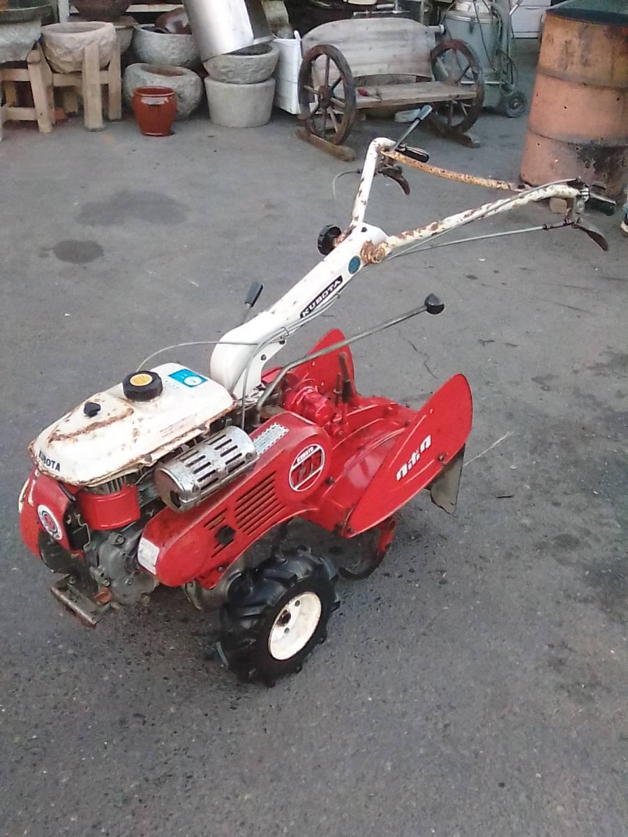 「クボタ 昔の耕運機」の画像検索結果