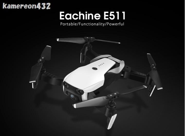 [Eachine E511] WiFi FPV 1080P HDカメラ 最大17分間飛行 RC クアッドコプター 折り畳み式 RTF ドローン_画像1