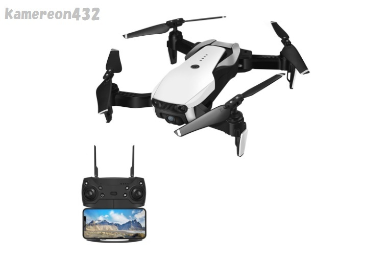 [Eachine E511] WiFi FPV 1080P HDカメラ 最大17分間飛行 RC クアッドコプター 折り畳み式 RTF ドローン_画像2