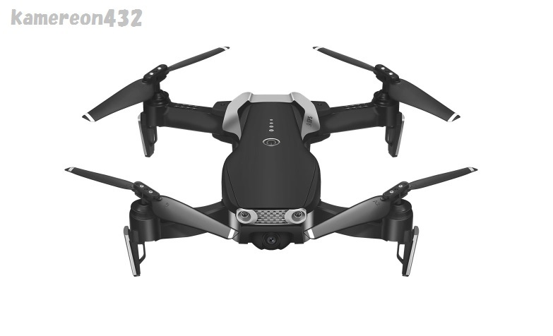 [Eachine E511S] GPS WiFi FPV 720P HDカメラ 最大16分間飛行 RC クアッドコプター 折り畳み式 RTF ドローン _画像3