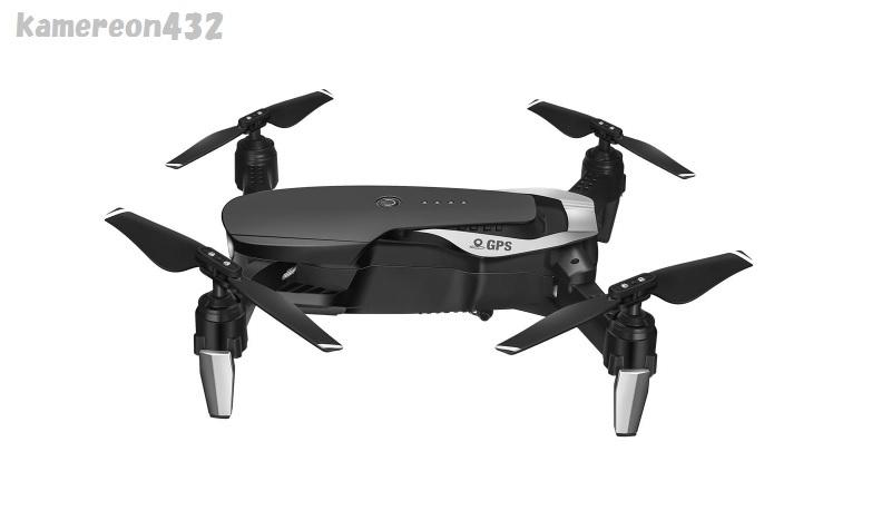 [Eachine E511S] GPS WiFi FPV 720P HDカメラ 最大16分間飛行 RC クアッドコプター 折り畳み式 RTF ドローン _画像5