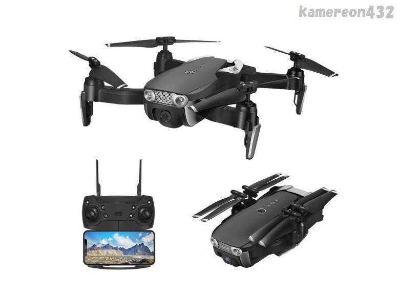 [Eachine E511S] GPS WiFi FPV 720P HDカメラ 最大16分間飛行 RC クアッドコプター 折り畳み式 RTF ドローン _画像2