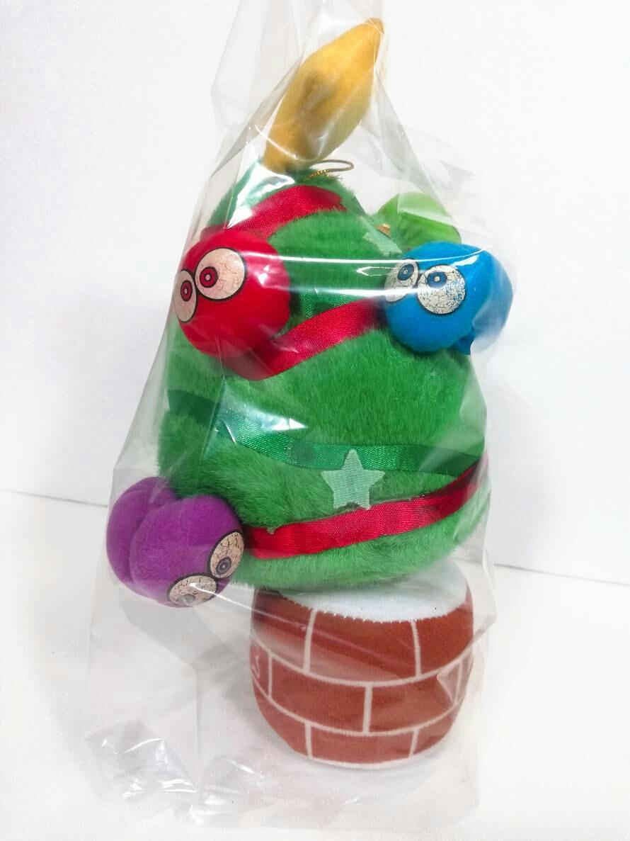 激レア 1996年 ぷよぷよ スペシャル クリスマスツリー ぬいぐるみ コンパイル マスコット 人形 dc181213b_画像3