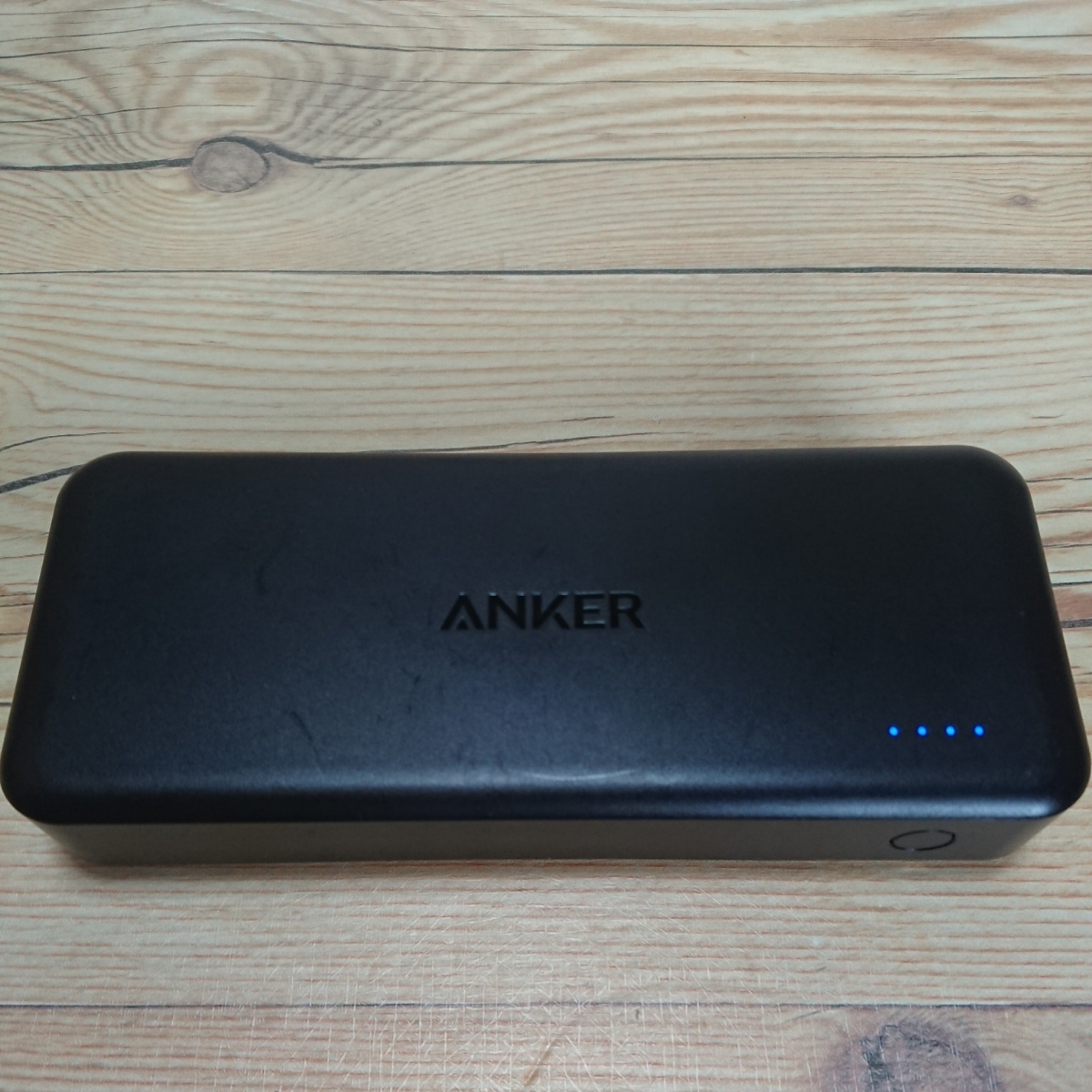 【ANKER PowerCore Ⅱ 20000】A1273 モバイルバッテリー アンカー 送料500円~_画像1