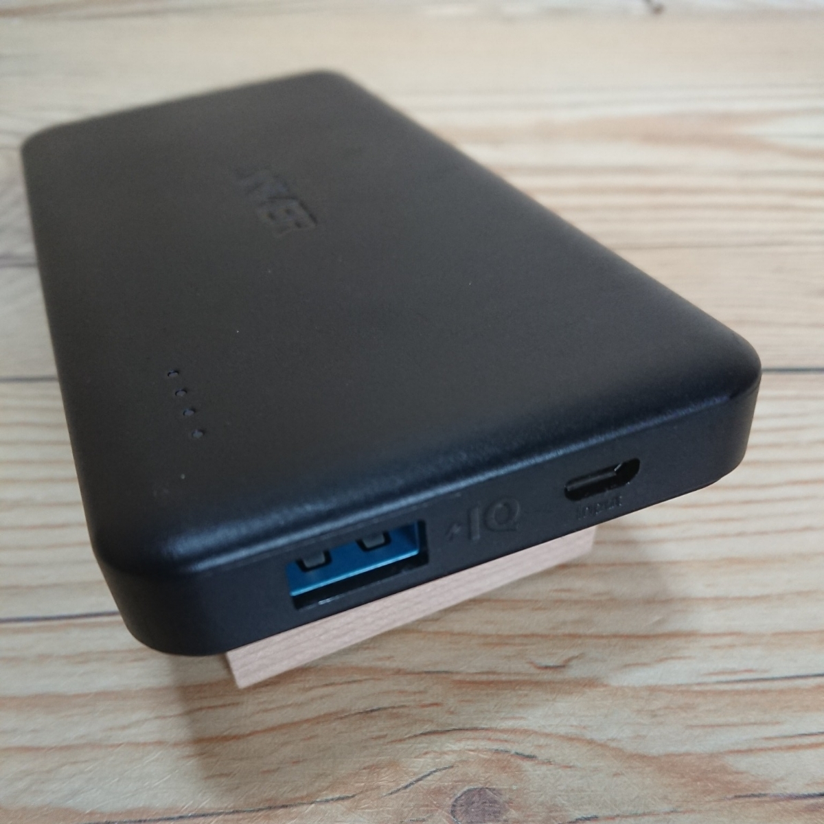 【ANKER PowerCore Ⅱ 10000】A1261 モバイルバッテリー アンカー_画像3