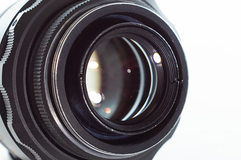 ぐるぐるボケのヘリオス【分解清掃済み・撮影チェック済み】Helios 44-2 58mm F2.0 各社カメラ用M42マウントアダプタ付き!-83h_画像5
