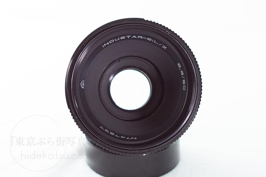 星ボケのインダスター【分解清掃済み・撮影チェック済み】 Industar-61 L/Z 50mm F2.8 M42 各社用マウントアダプタ選べます_08i_画像3