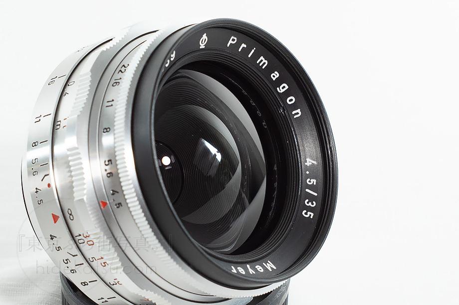 メイヤーの準広角プリマゴン【分解清掃済み・撮影チェック済み】Primagon F4.5 35mm M42 / Meyer Optik Grlitz _03g_画像5
