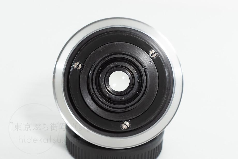 メイヤーの準広角プリマゴン【分解清掃済み・撮影チェック済み】Primagon F4.5 35mm M42 / Meyer Optik Grlitz _03g_画像4