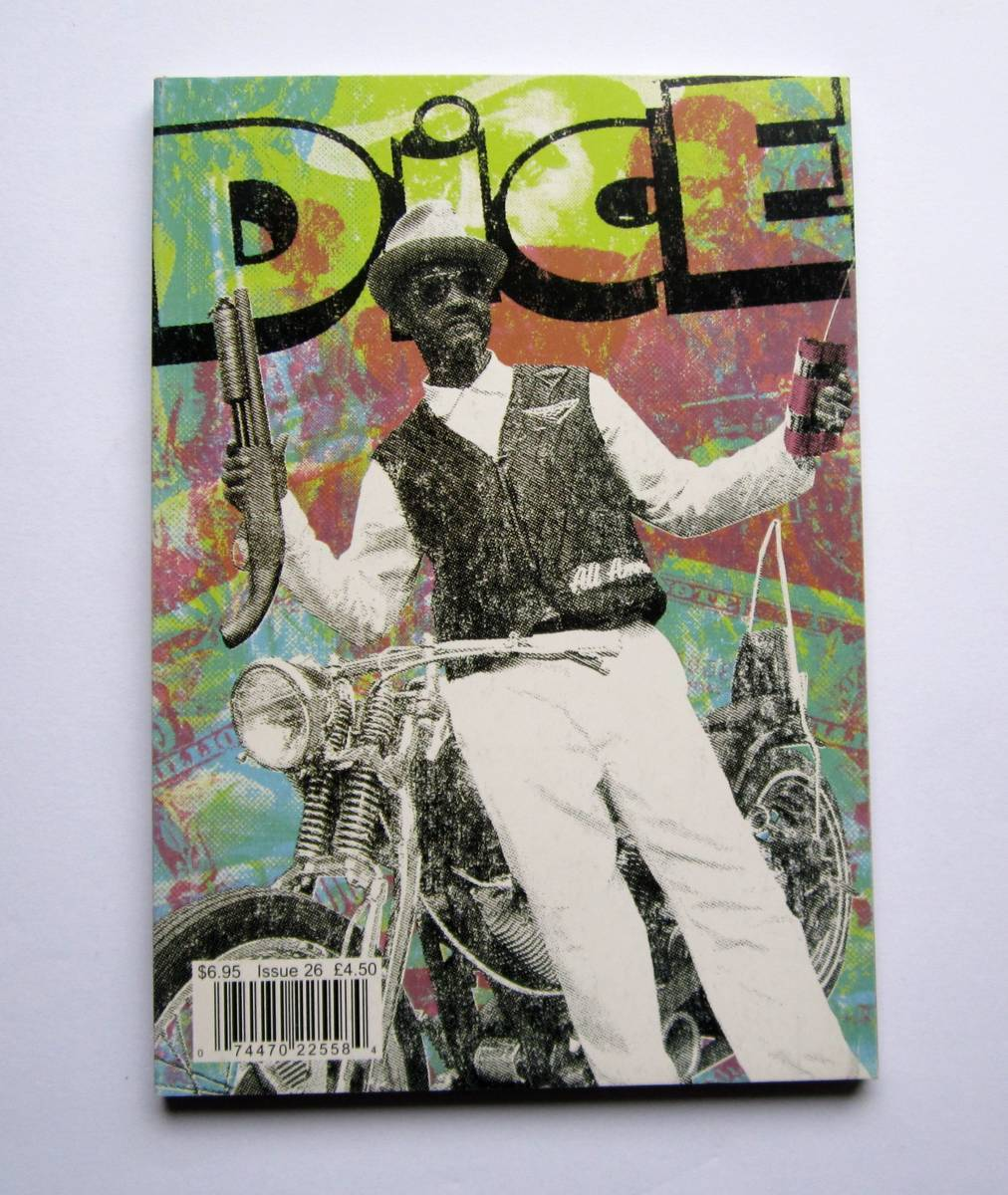 DicE Magazine ISSUE 26 ダイスマガジン 26 チョッパー ハーレー USA_画像1