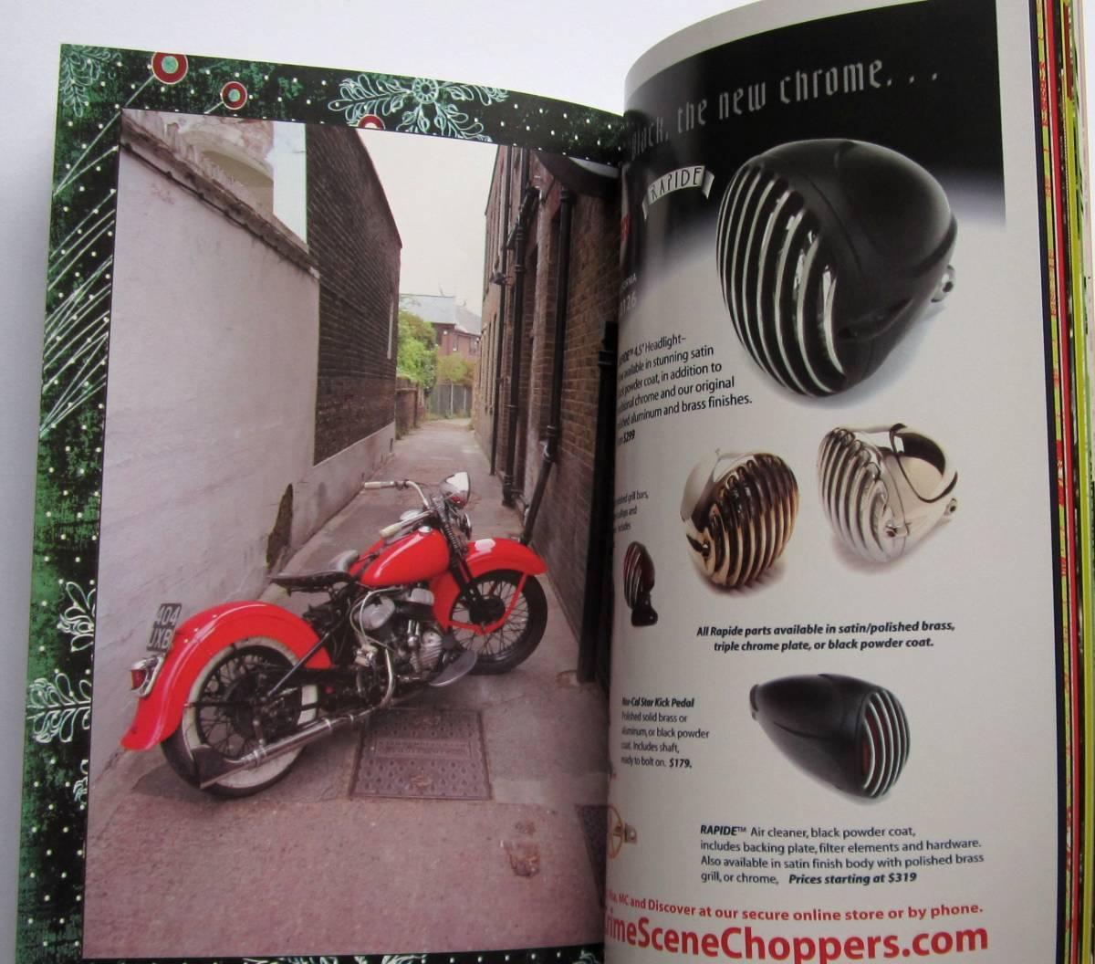 DicE Magazine ISSUE 26 ダイスマガジン 26 チョッパー ハーレー USA_画像6