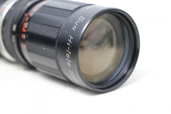 ペンタックス/PENTAX ボディ SPOTMATIC SP / レンズ4本 Super-Takumar 1:1.8/55 / 1:3.5/135 他 (B9831)_画像6