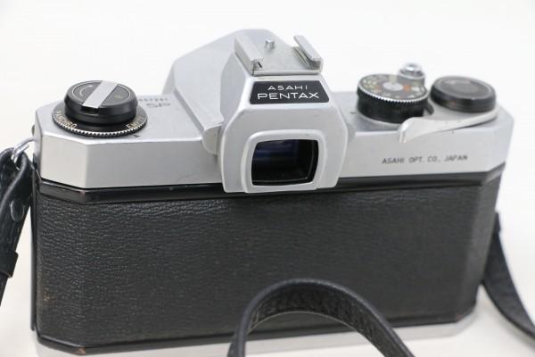 ペンタックス/PENTAX ボディ SPOTMATIC SP / レンズ4本 Super-Takumar 1:1.8/55 / 1:3.5/135 他 (B9831)_画像3