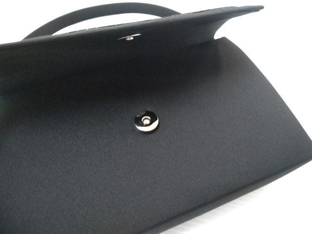H607 京都 未使用 喪服用 草履 2WAY バッグ セット (24cm) Lサイズ 着物 草履 ブラックフォーマル 冠婚葬祭 クラッチバック ハンドバッグ_画像7