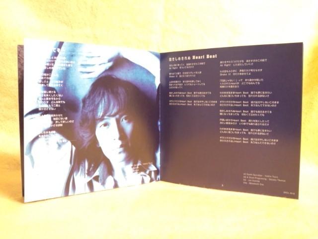 小野正利 X・CROSS 二人だけのSTORIES Loving You 君に来た夏 おのまさとし CD SRCL-3518_画像6