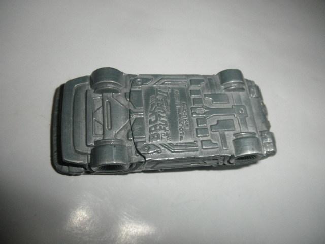 @@ジャンク品  レア 車型ライター デロリアン DMC-12 BACK TO THE FUTURE パートⅡ コレクション 雑貨 インテリア 金属  _画像3