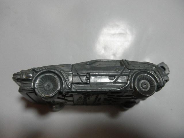 @@ジャンク品  レア 車型ライター デロリアン DMC-12 BACK TO THE FUTURE パートⅡ コレクション 雑貨 インテリア 金属  _画像5