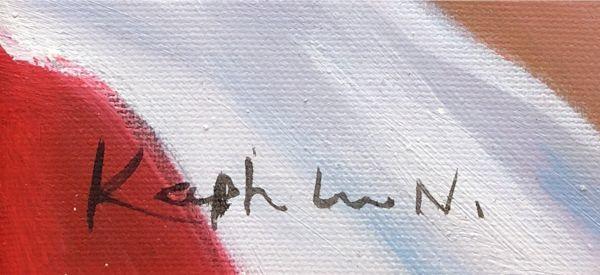 油絵 ヌード『脱俗』Kathleen.N作 肉筆1点物 女性 人物画 裸婦 セクシー 美女 着物 J10-2-AM1201_画像5