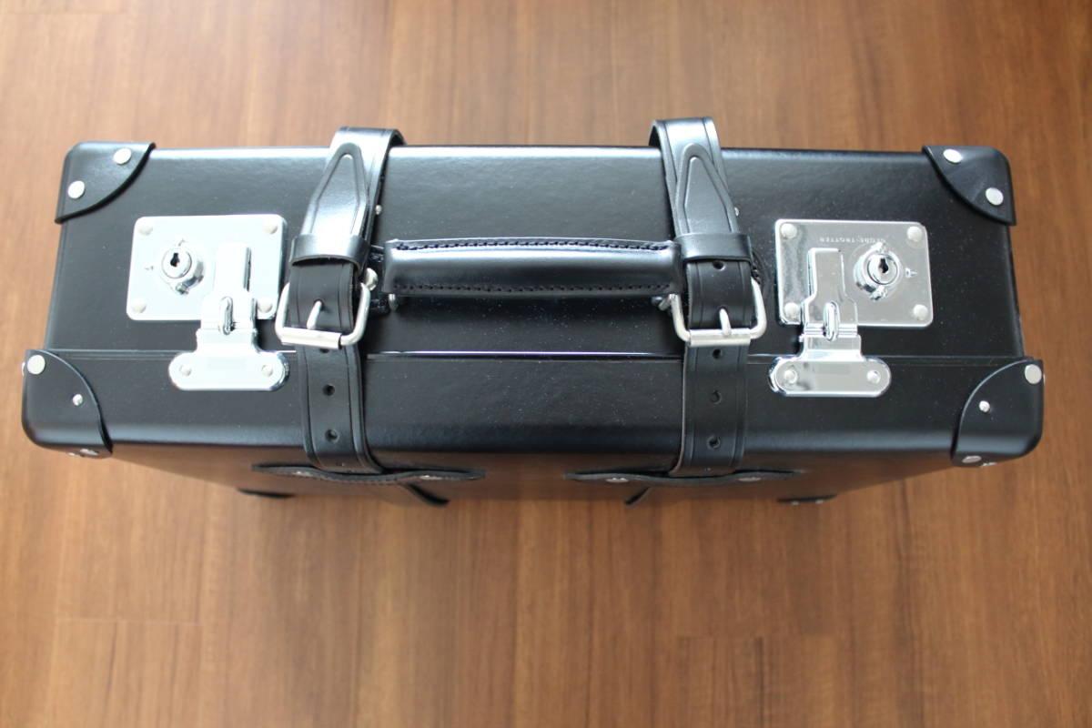 ■GLOBE TROTTER グローブトロッター 21インチ ブラック キャリーケース 未使用 正規品 スーツケース_画像2