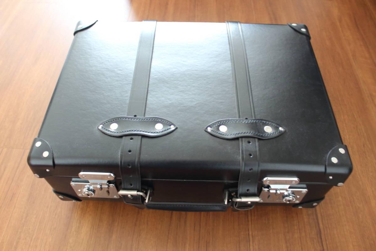 ■GLOBE TROTTER グローブトロッター 21インチ ブラック キャリーケース 未使用 正規品 スーツケース