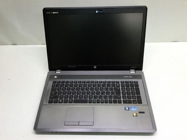 【ジャンク品】HP ProBook 4740s core i5 3210M(2.5GHz) メモリ4GB HDD500GB DVDマルチ 部品どりオススメ 訳あり_画像2