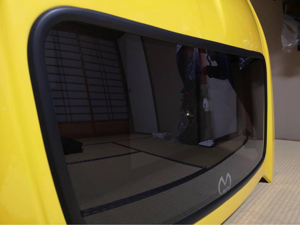 S2000 AP1 AP2 無限ハードトップ 塗りたて 純正イエロー【引き取り限定!】_画像4