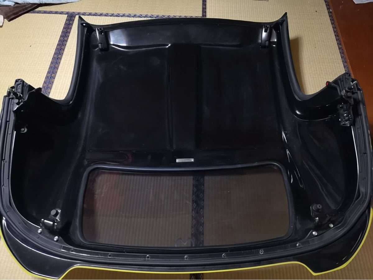 S2000 AP1 AP2 無限ハードトップ 塗りたて 純正イエロー【引き取り限定!】_画像2
