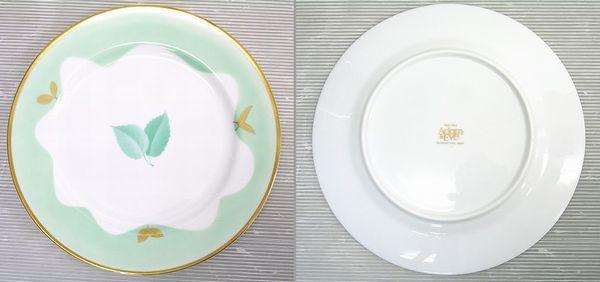【Nサキ368】未使用 たち吉 Adam&Eve 食器5箱セット オードブルプレート 盛鉢 スモールボウル5個 秋の音 ペア小鉢 パーティセット _画像2