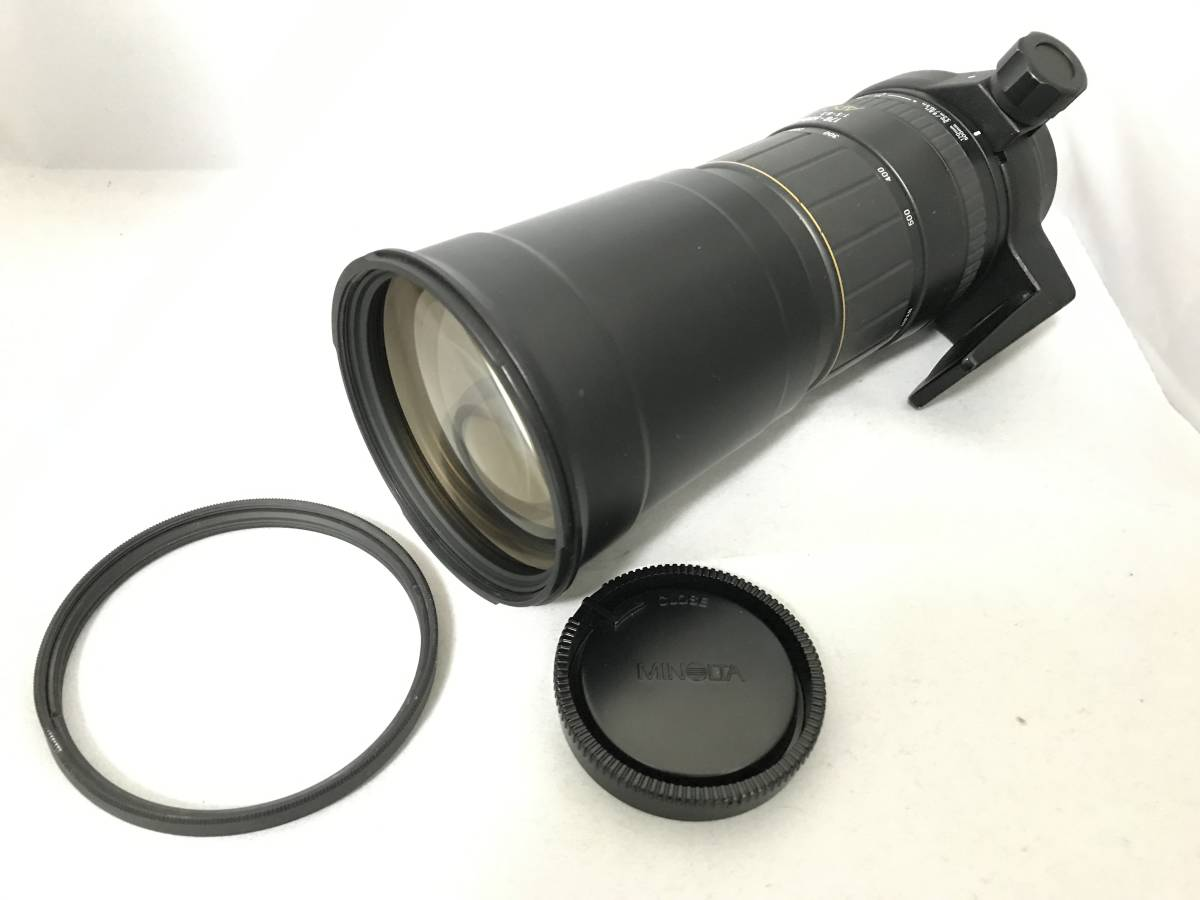 ★超極上品★SIGMA APO 150-500mm F5-6.3 forMINOLTA★276_画像1