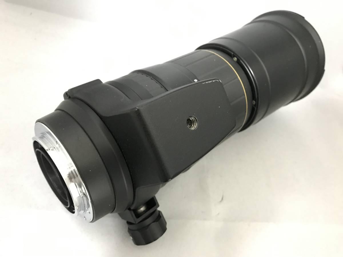 ★超極上品★SIGMA APO 150-500mm F5-6.3 forMINOLTA★276_画像2