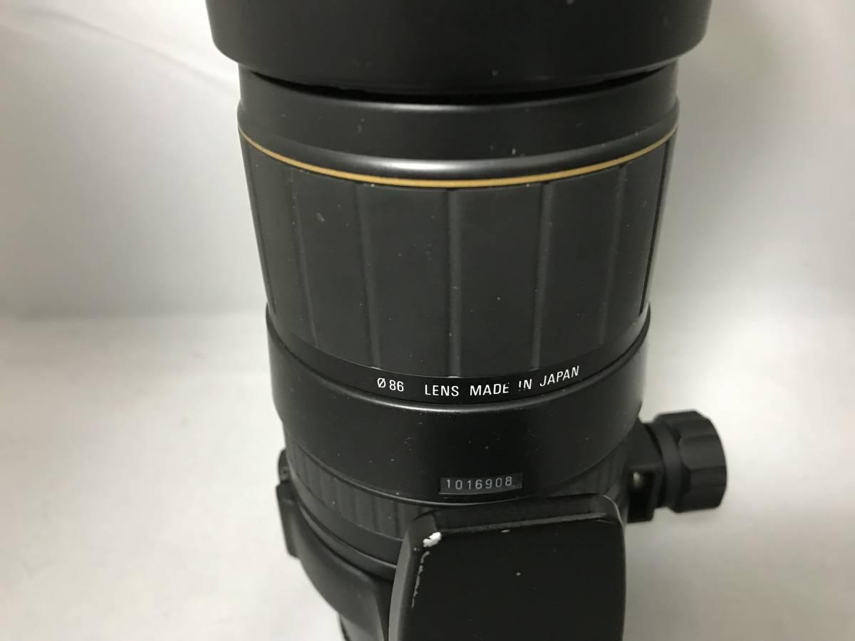 ★超極上品★SIGMA APO 150-500mm F5-6.3 forMINOLTA★276_画像8