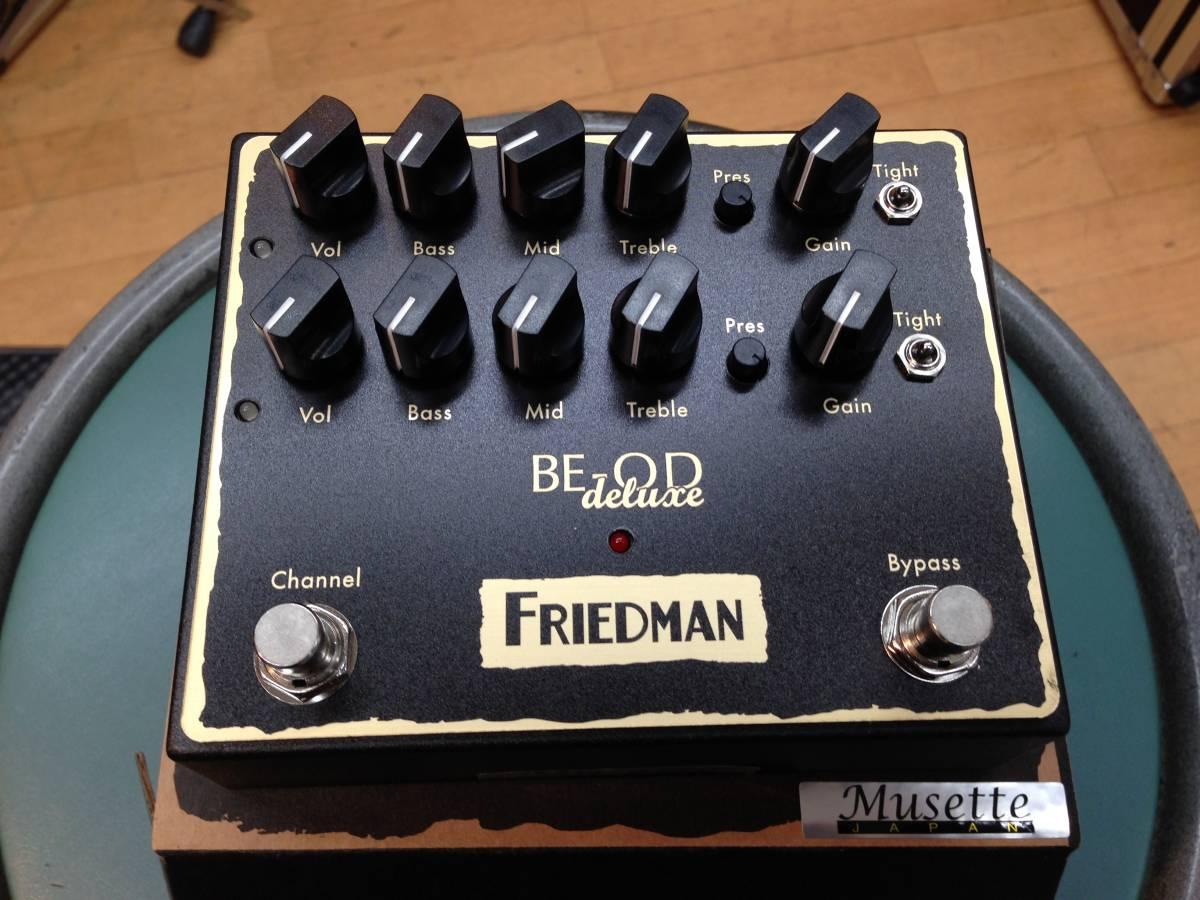 【送料無料】Friedman BE-OD DELUXE 新品